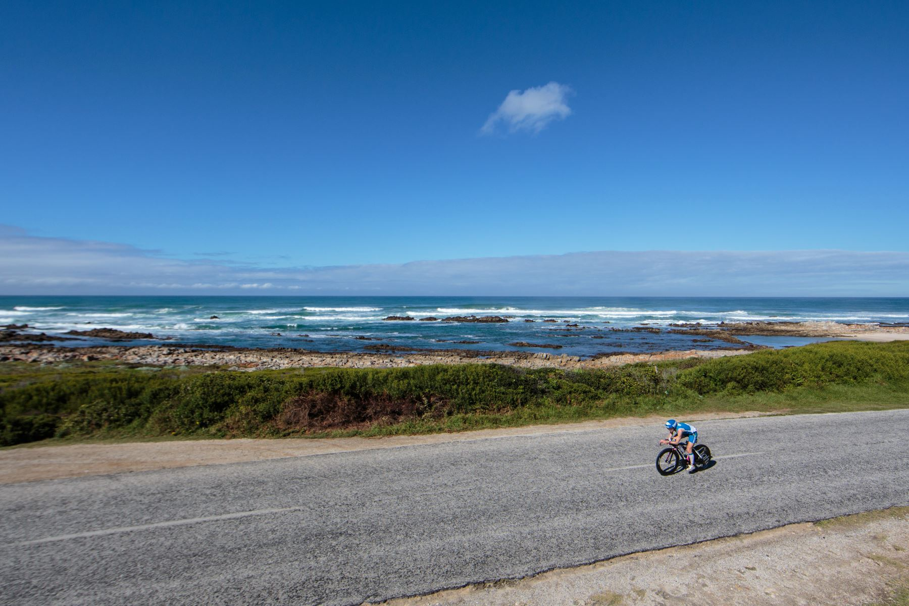 Ironman South Africa 2014 - Lucy Gossage