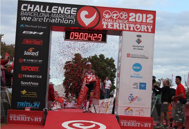 lucy+Gossage 3 Challenge Barcelona 2012
