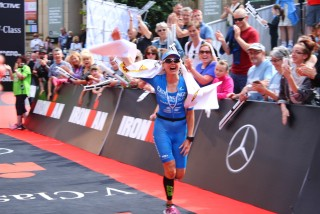 Ironman UK 2016 #doingalucy gossage 10