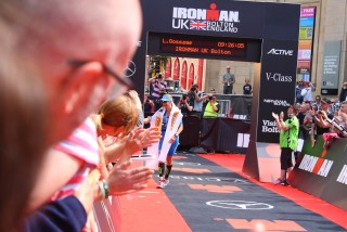 Ironman UK 2016 #doingalucy gossage 7