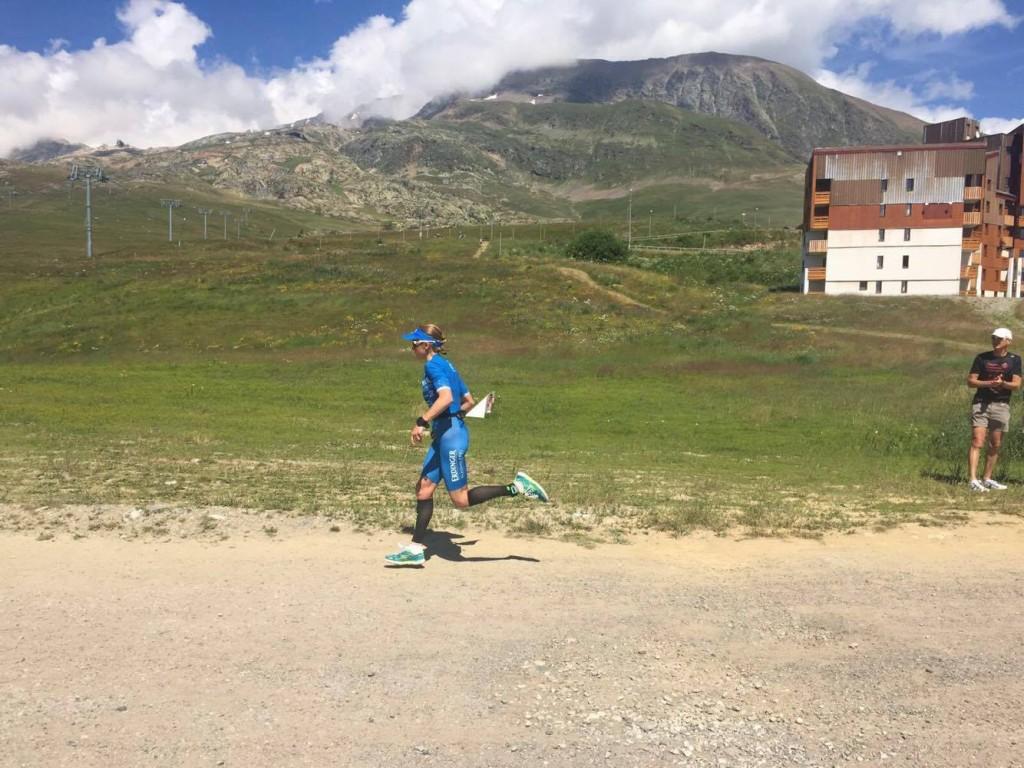 Lucy Gossage Alpe d'huez 2016 - 3