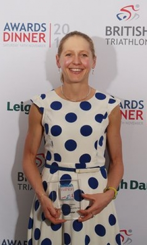 British Triathlon Female Elite Long Distance Triathlete of the Year