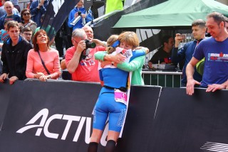 Ironman UK 2016 #doingalucy gossage 14
