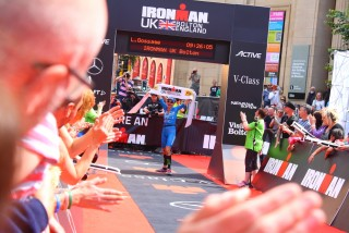 Ironman UK 2016 #doingalucy gossage 5