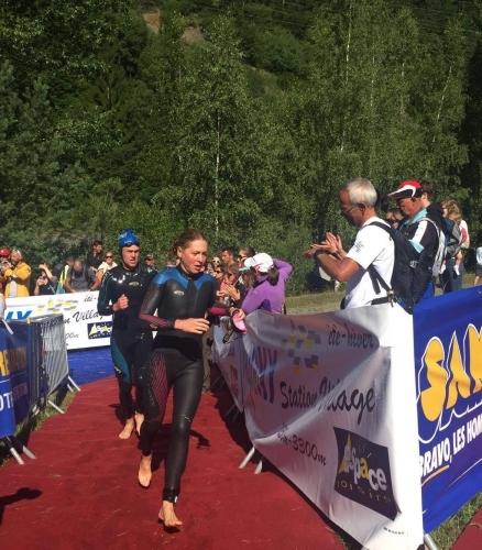 Alpe d'huez triathlon 2016