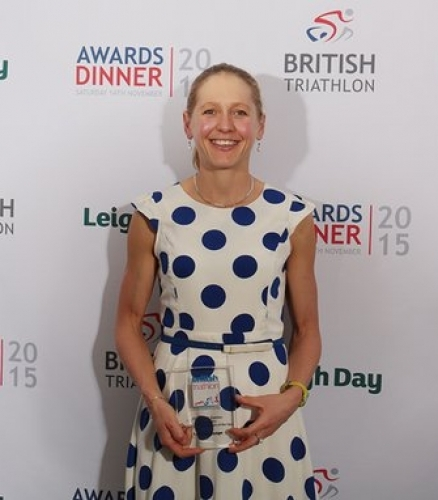 British Triathlon Female Elite Long Distance Triathlete of the Year