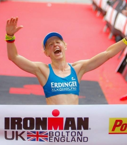 Ironman UK 2015