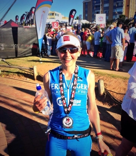 Ironman South Africa 2014