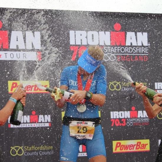 Ironman 70.3 Staffordshire 2015