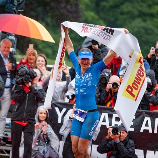 Ironman 70.3 Staffordshire 2016